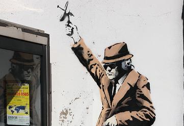 Banksy Surveillance