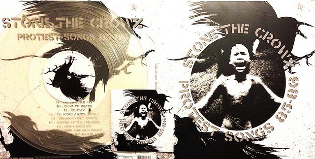 Stone The Crowz LP