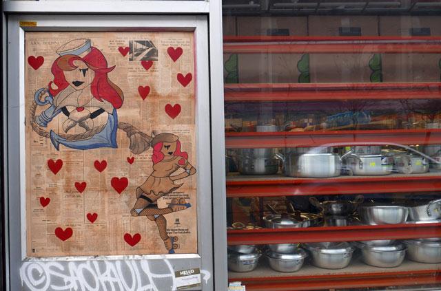 C3 street art