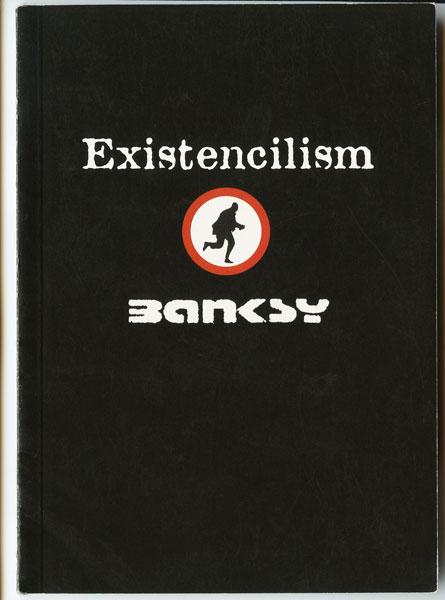 Banksy Existencilism Book