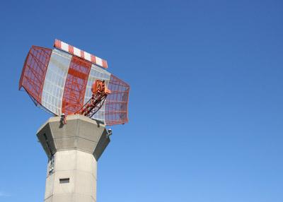 Heathrow Radar Tower