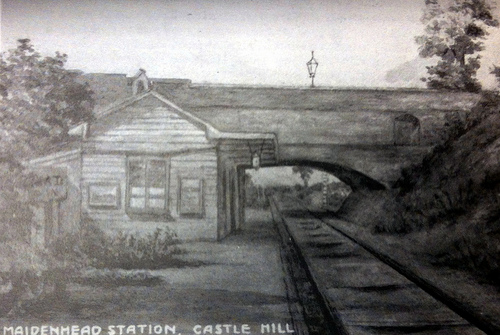 Maidenhead Castle Hill Station