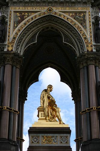 Albert Memorial photo