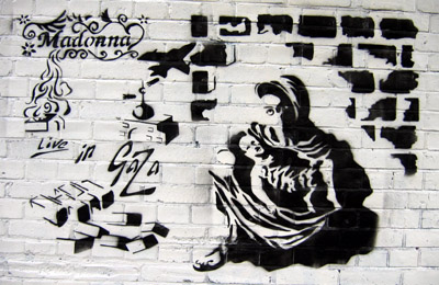 Arofish _ Madonna Live in Gaza