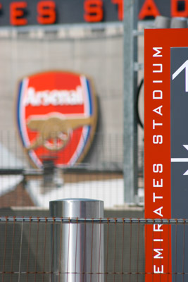 Arsenal Emirates Stadium construction