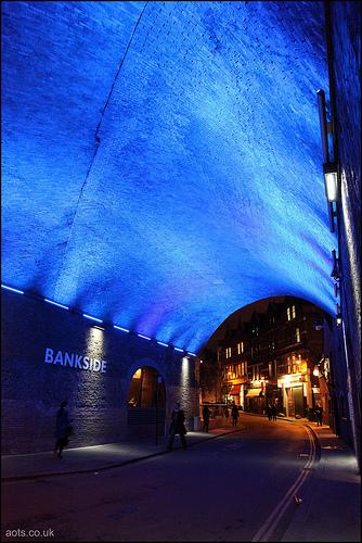 Bankside, Southwark