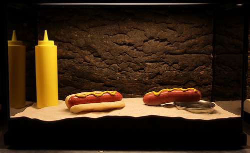 Banksy Hot Dogs