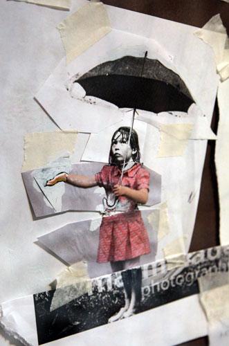 Banksy Nola sketch