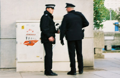 banksy rats and coppers