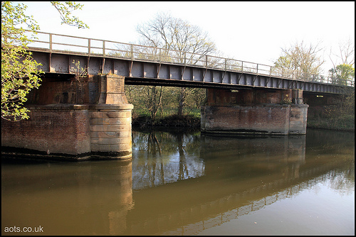 Black Potts Railway Bridge