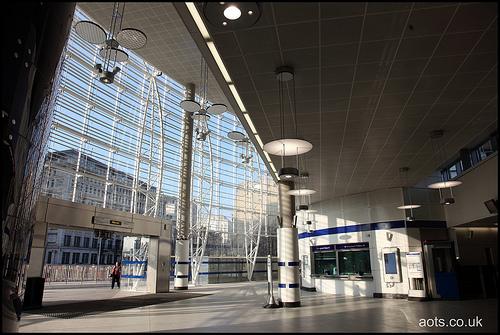 Blackfriars Station Concourse
