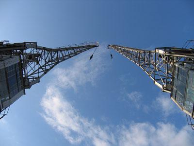Cranes, Harbourside, Bristol