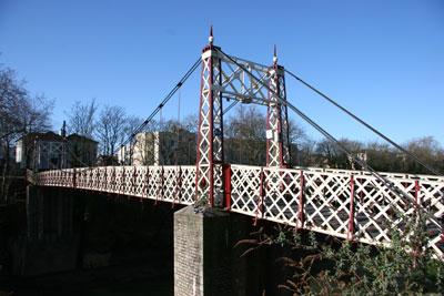Bristol Iron Bridge