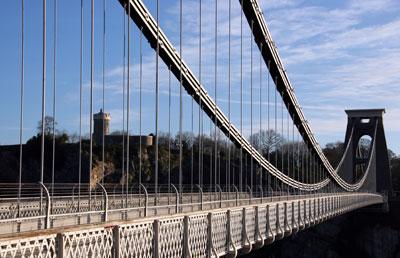 Brunel Suspension Bridge