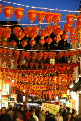 China Town New Year