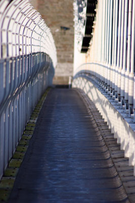 Clifton Bridge Pedestrian Walkway