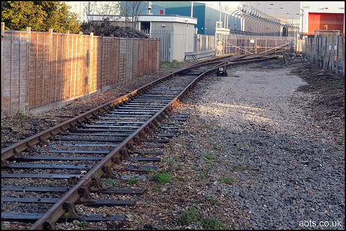 Colnbrook sidings