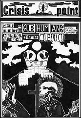 Crisispoint Fanzine Issue 1