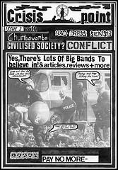Crisispoint Fanzine Issue 2