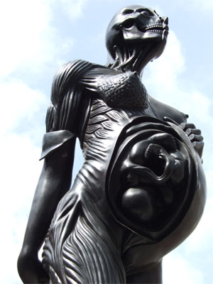 Damien Hirst, Virgin Mother
