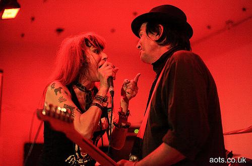 Brian James and Texas Terri