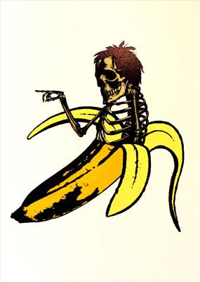 Dface Death banana