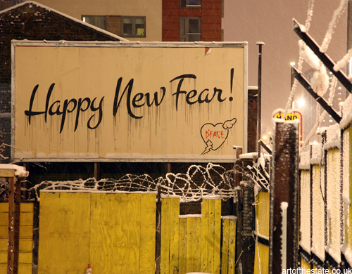 DFace _ Happy New Fear