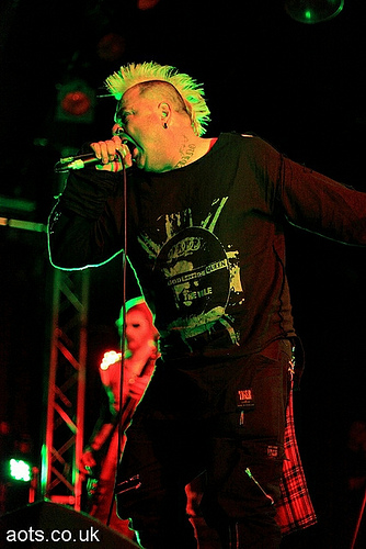 Discharge, punk band