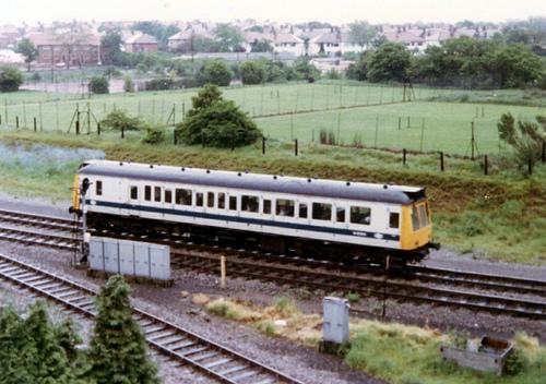 Drayton green railway line