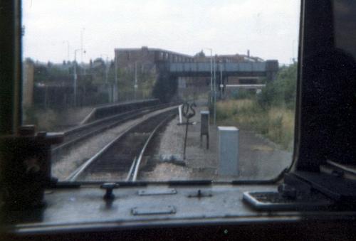 Drayton green halt station