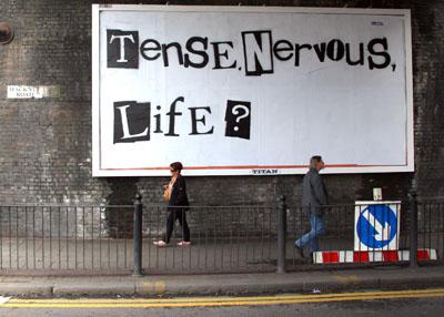 Dr.D Tense Nervous Life, Hackney