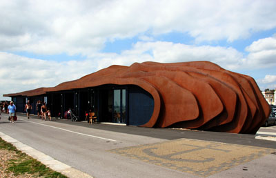 East Beach Cafe Littlehampton / Thomas Heatherwick
