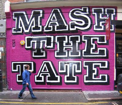 Eine Mash The Tate