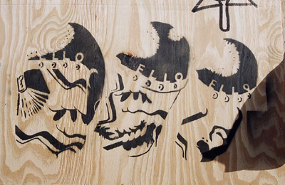 Ello Ello Ello graffiti