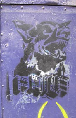 Faile graffiti