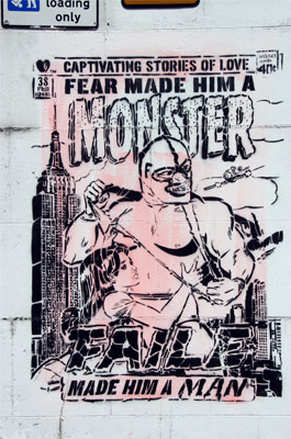Faile Fear Made Him A Monster