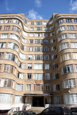 Florin Court London