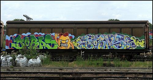 Dorps graffiti