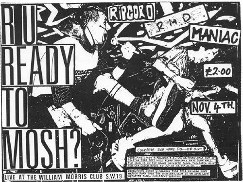 ripcord punk band