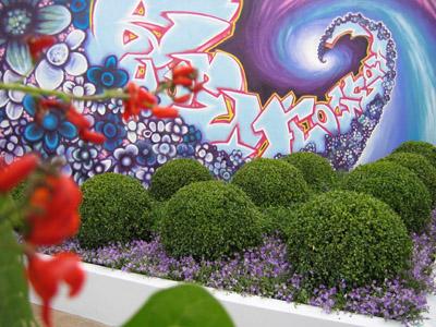 Graffiti Art Commission