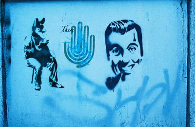 Pipe Smoker stencil