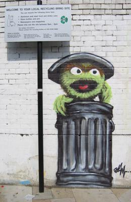 Oscar The Muppet Show