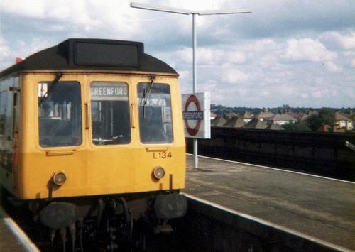 Greenford Station