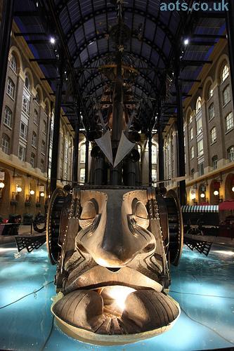 Hays  Galleria London