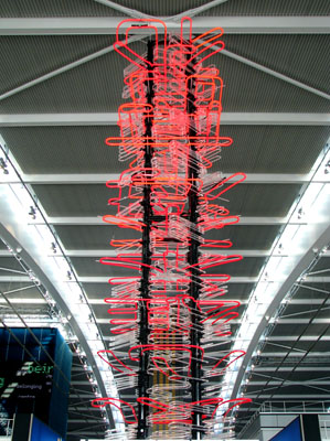 Heathrow Terminal 5 public art