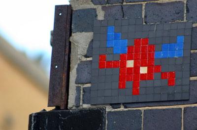 Space Invader, Brick Lane