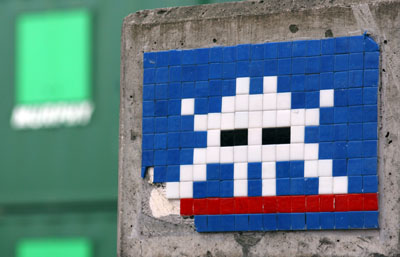 Space Invader, Clerkenwell