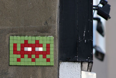 Space Invader, Piccadilly