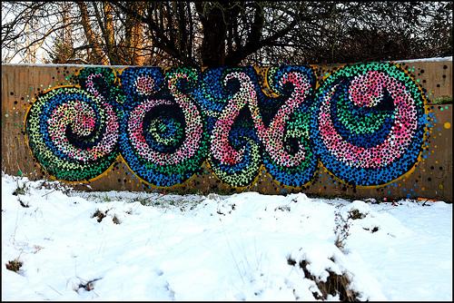 Jano Graffiti in Feltham