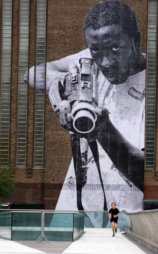 JR Tate Modern
